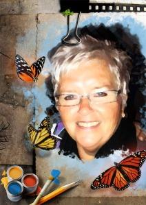 FunPhotoBox vlinders