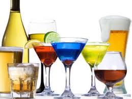 Glazen Alcohol