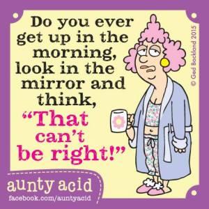 Aunty Acid - Kan niet kloppen - Week 22
