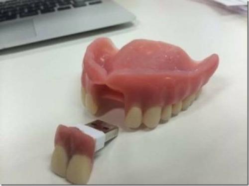 USB stick voor ouderen