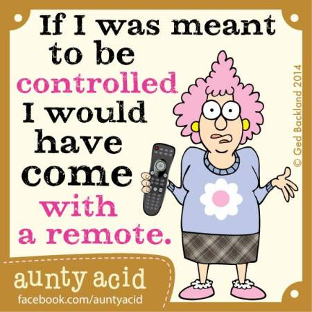 aunty acid - controle - week 42