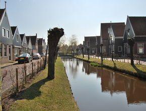 Schippersgracht Volendam