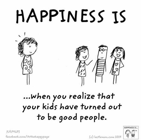 Geluk is