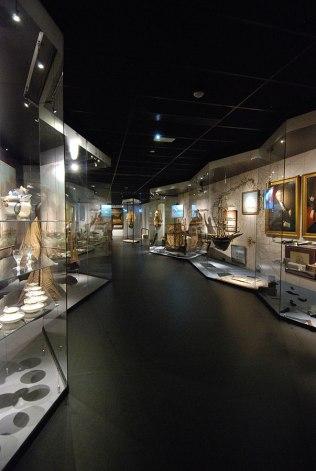 Tentoonstellingszaal Stadsmuseum Zierikzee