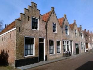 Oude huisjes