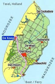 kaartje-Texel