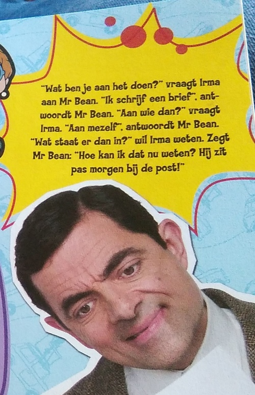 Mr Bean Week 9