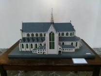 Maquette Grote Sint Laurenskerk