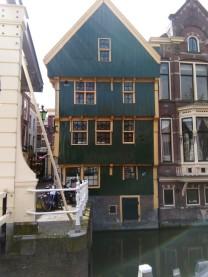 Huis met de kogel