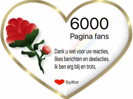 Sylvor 6000 likes