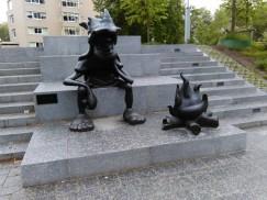 Beeld behorende bij de Jeroen Bosch wandeling